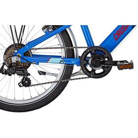 Puky Crusader 20-6 Childrens Bike Alu blue/black